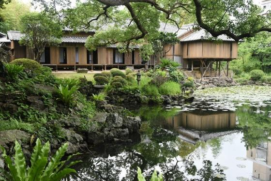 The Former Goto Lord's Residence and Garden-0