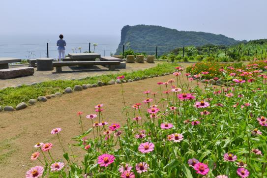 Villages on Kuroshima Island / Villages dans l'île de Kuroshima-3