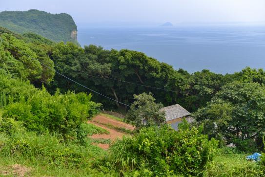 Villages on Kuroshima Island / Villages dans l'île de Kuroshima-2
