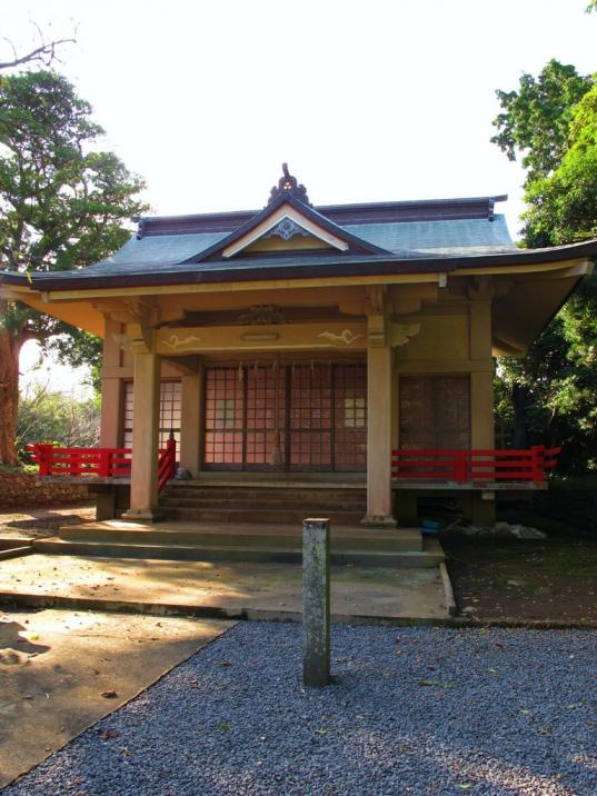 地の神島神社-2