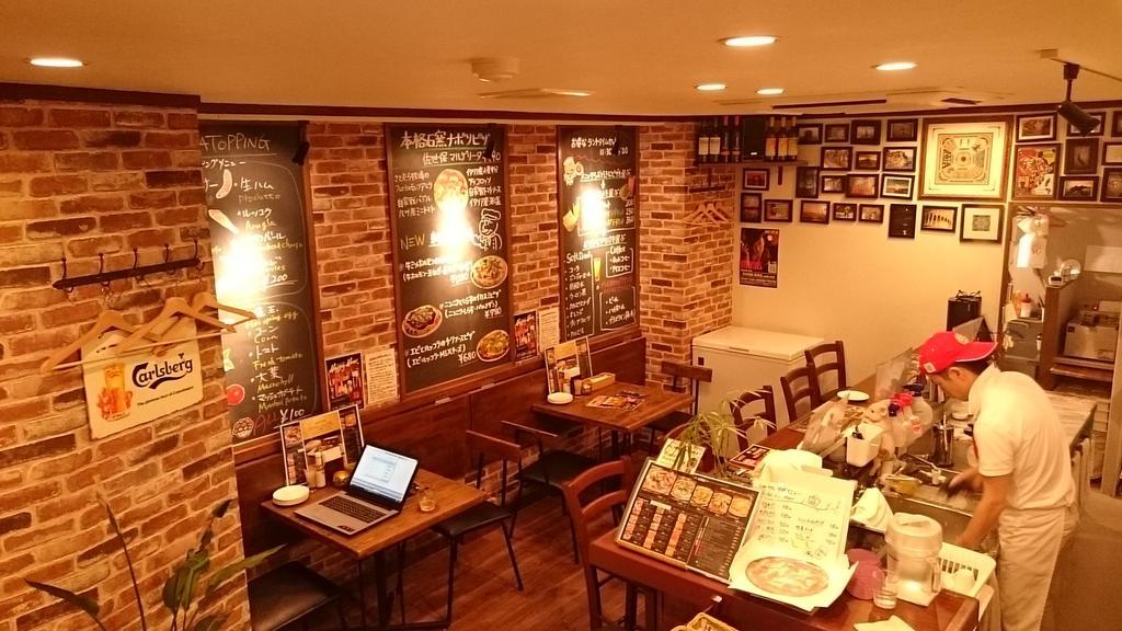 SASEBOピザ食堂-3