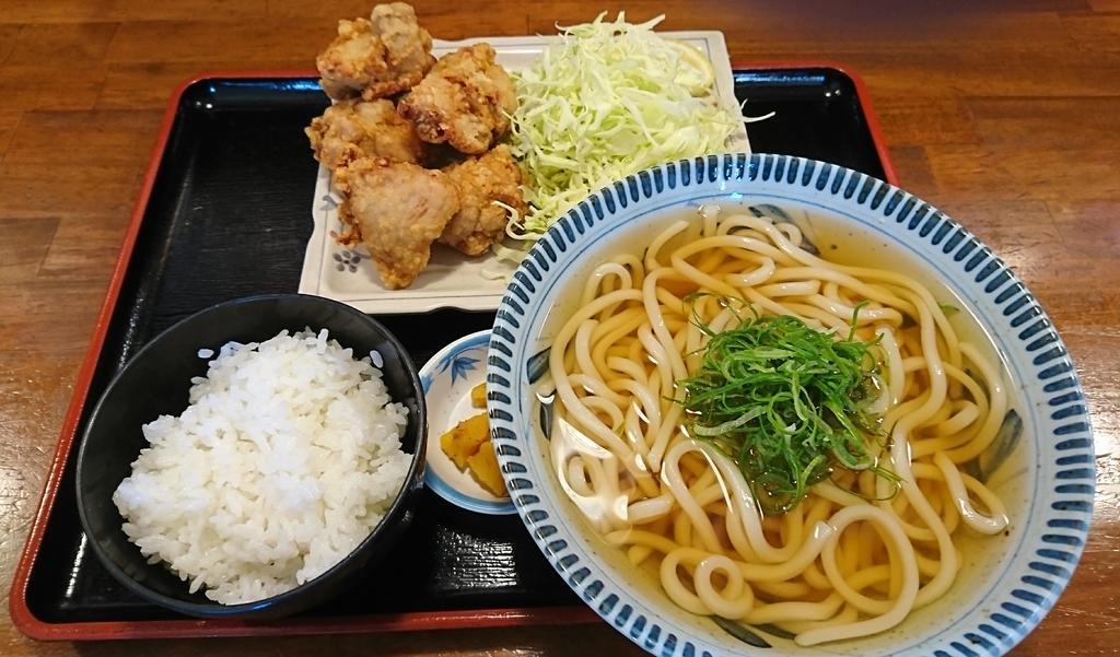 古都うどん 小川町店-1