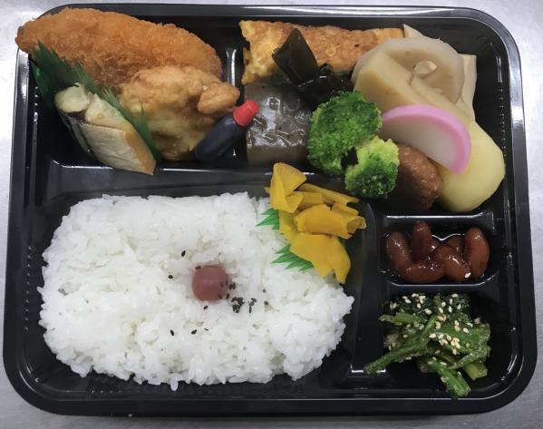 くま屋弁当-2