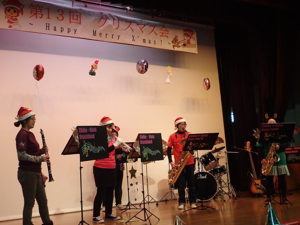 クリスマス会-1