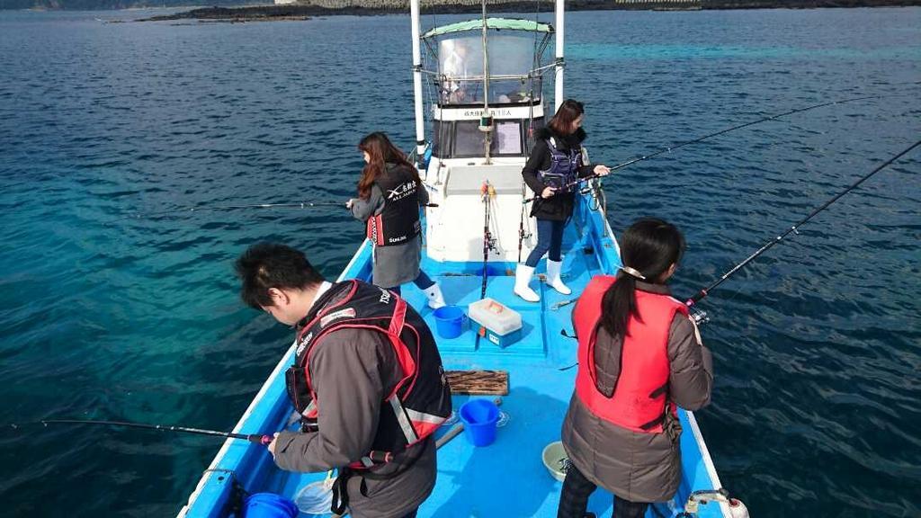 船釣り体験(五島市)-1
