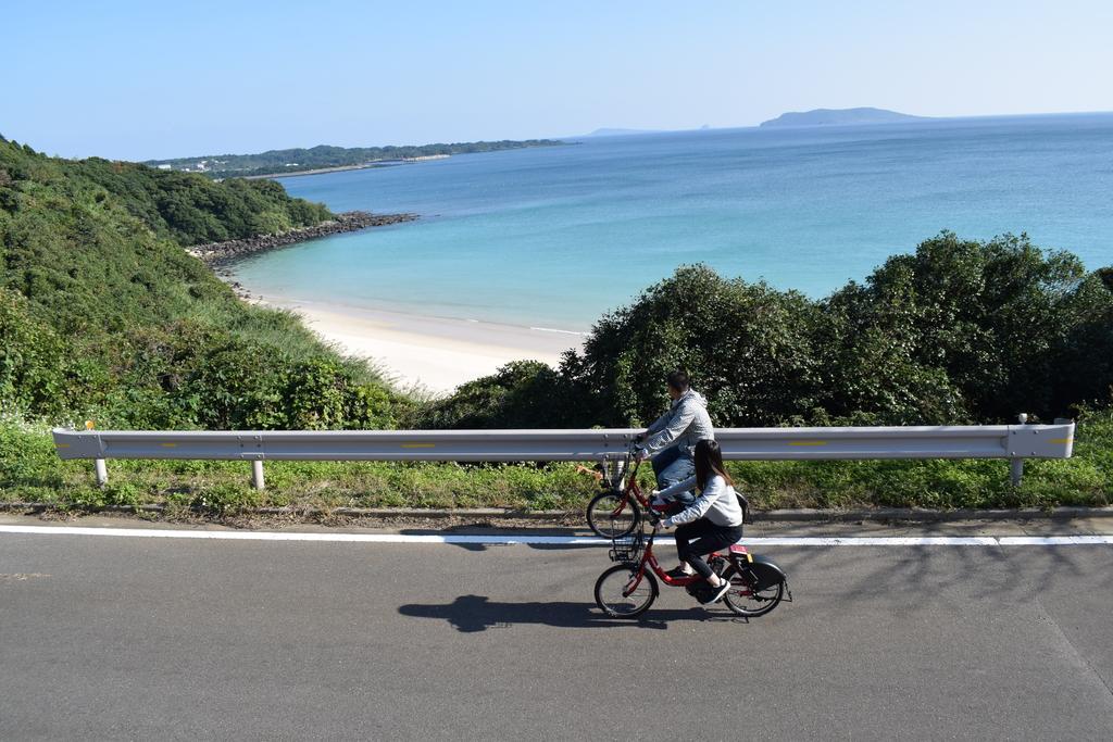 GOTOCHARI(電動アシスト付自転車)体験-1