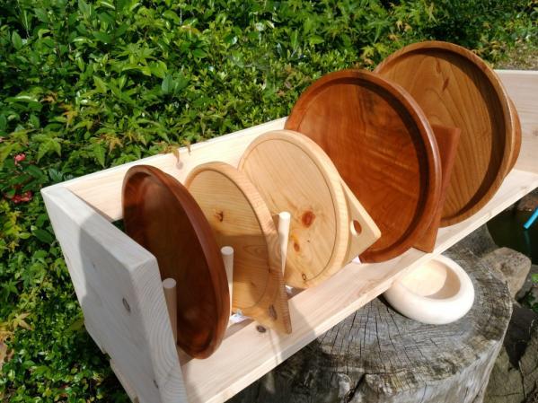 木工旋盤体験-2