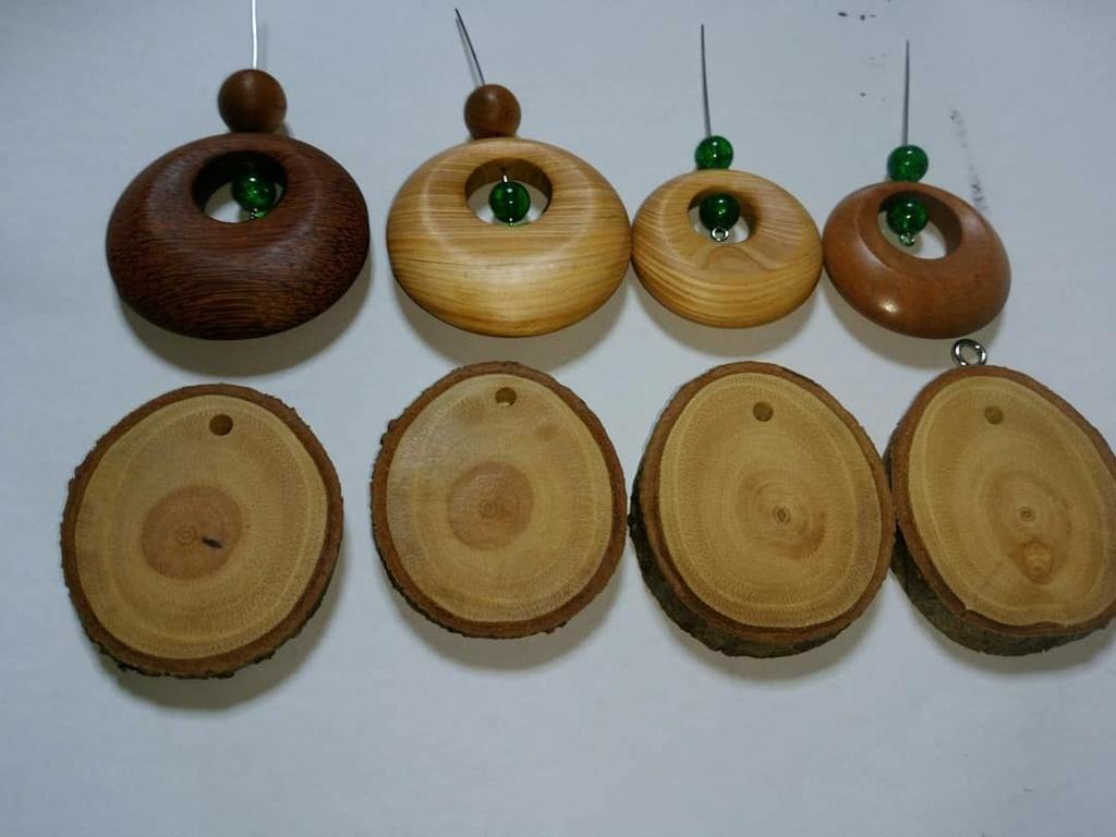 木工旋盤体験-3