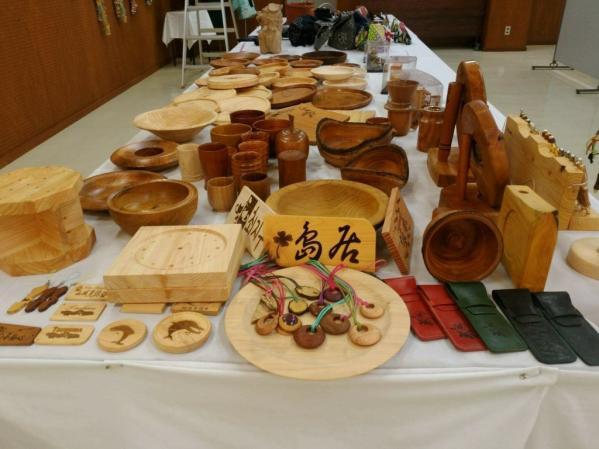 木工旋盤体験-4
