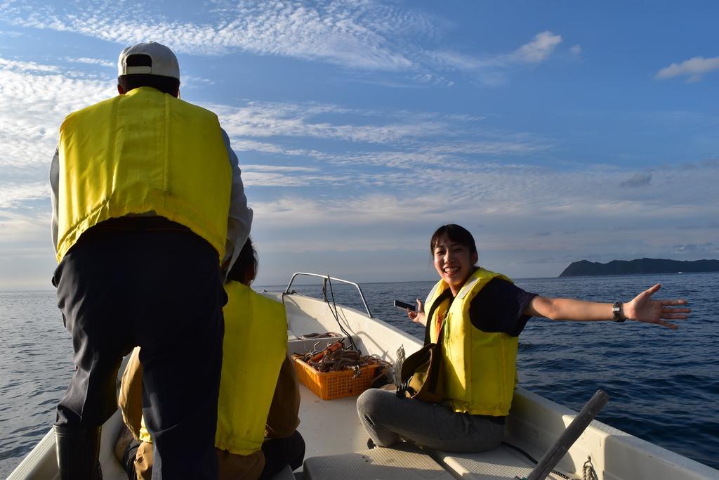 船釣り体験(小船)(対馬市)-1