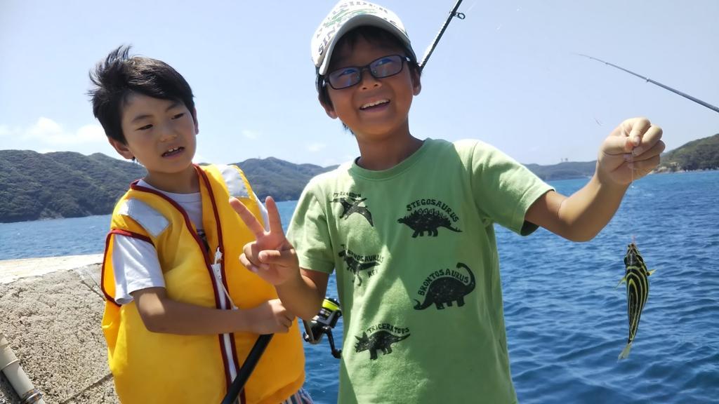 岸釣り体験-1