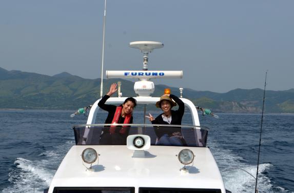 対馬の海を五感で楽しむ!遊漁船&BBQツアー-3
