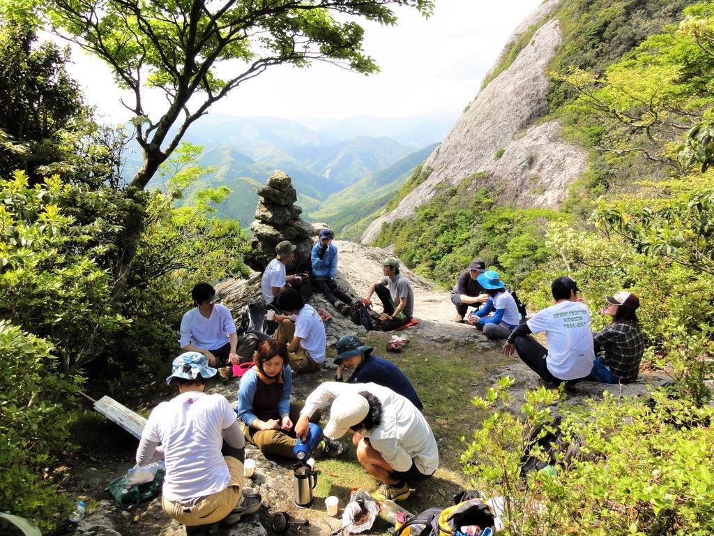 九州百名山 対馬の霊峰・白嶽トレッキング-5