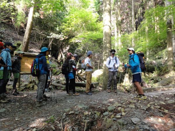 Mt. Shiratake Trekking-2