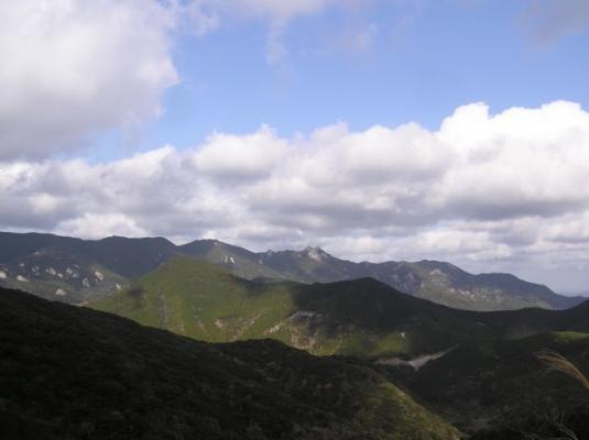 Mt. Shiratake Trekking-6