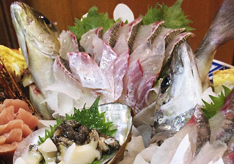一本釣活魚料理 鮨割烹 稲栄-1