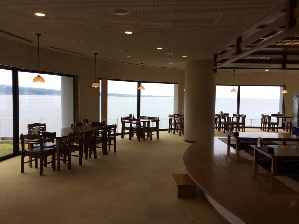 原城温泉真砂「レストランはる乃」-2