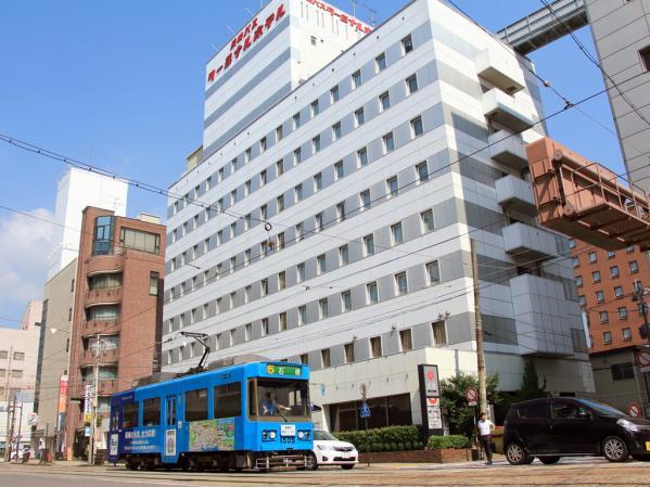 長崎バスターミナルホテル-0