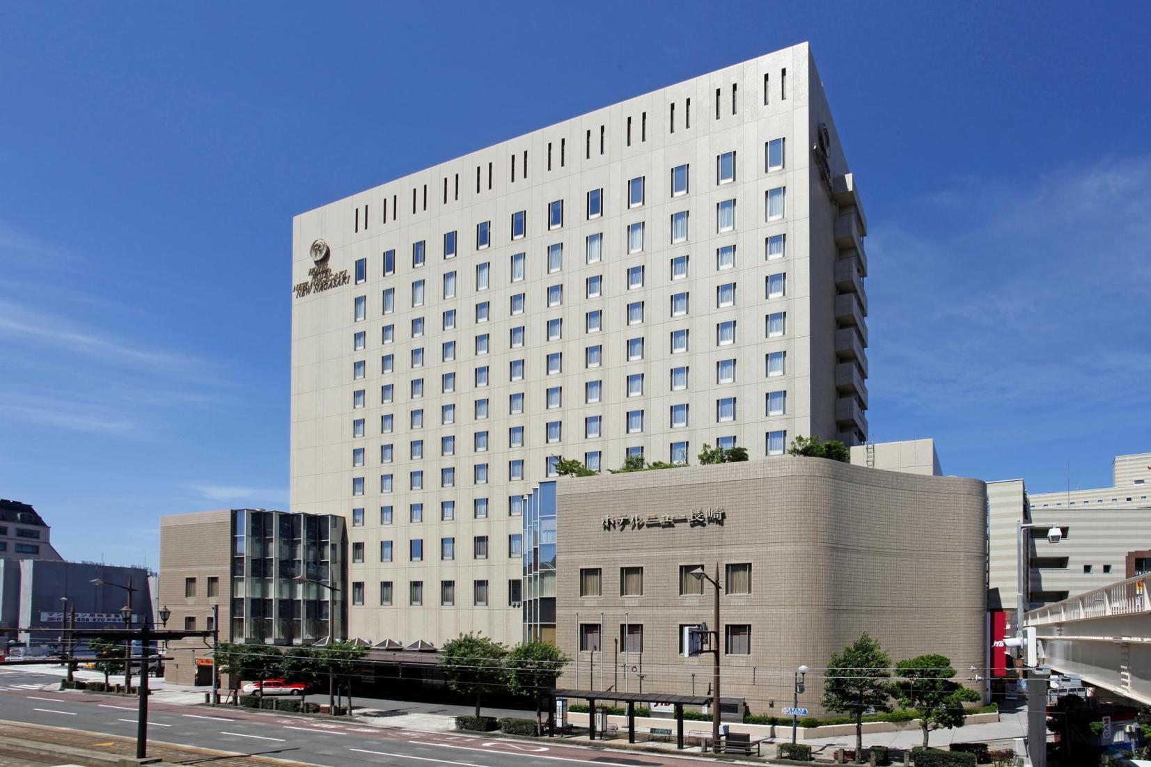 Hotel New Nagasaki-0