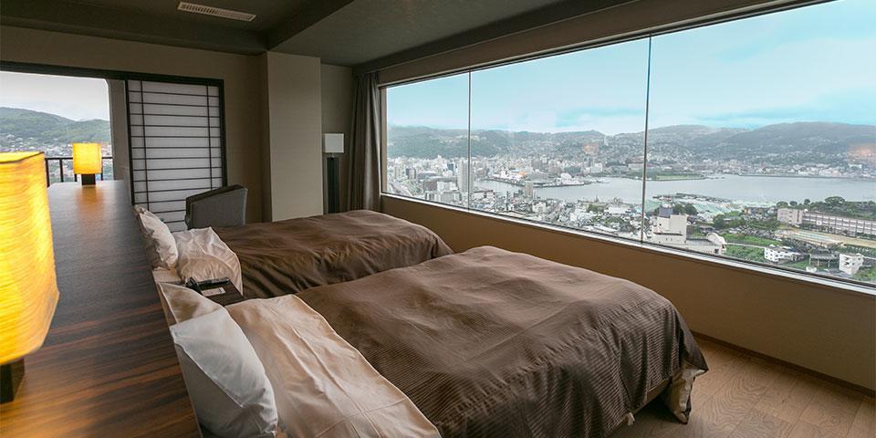 稲佐山観光ホテル-1