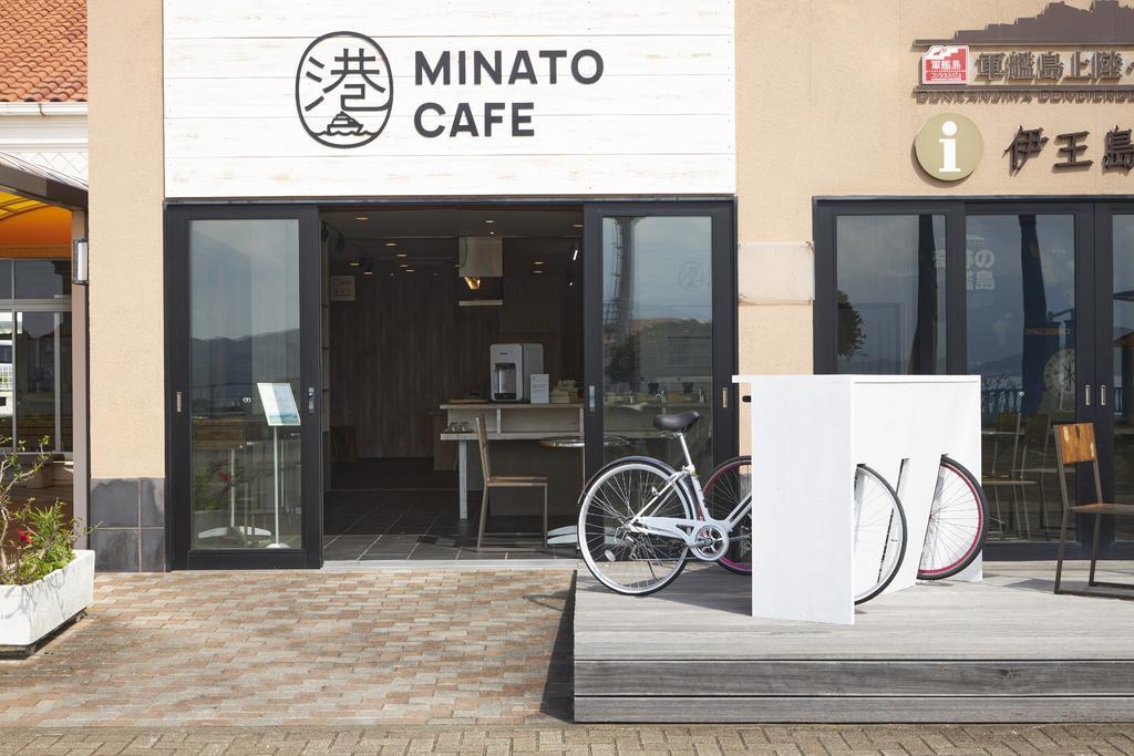 i+Land nagasaki 岬カフェ-5