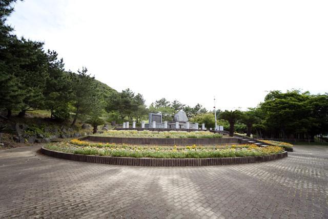 白良ヶ浜万葉公園-1