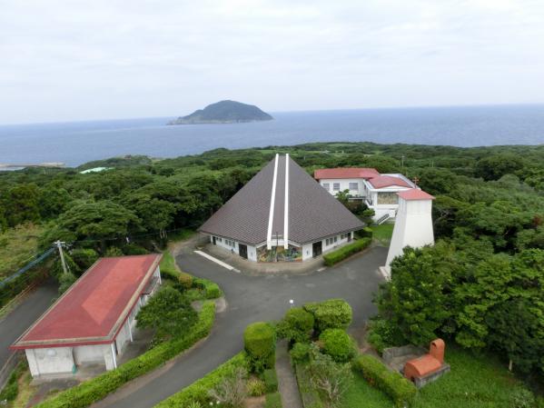 三井楽教会カトリック資料館-3