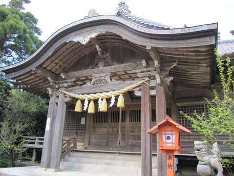 巖立神社-1