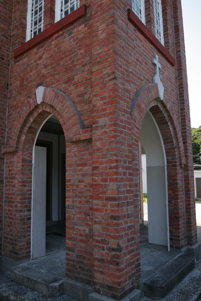 旧鯛ノ浦教会-2