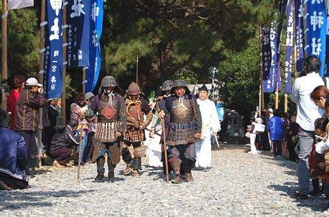 小茂田浜神社(大祭)-1