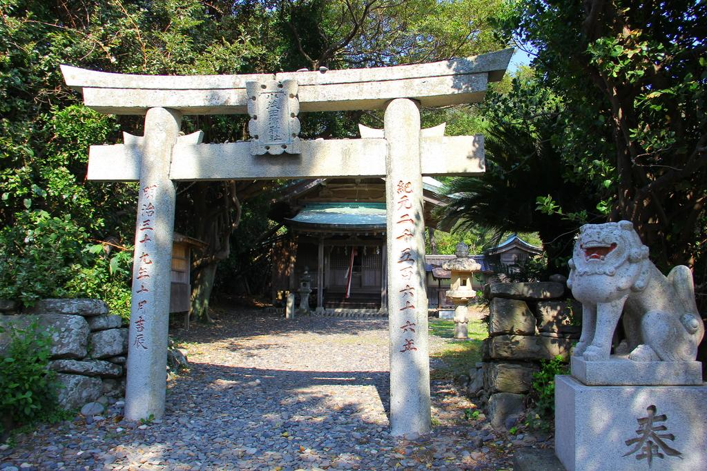 小茂田浜神社(大祭)-2