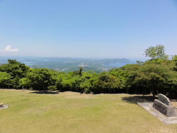 上見坂公園(上見坂堡塁)-0