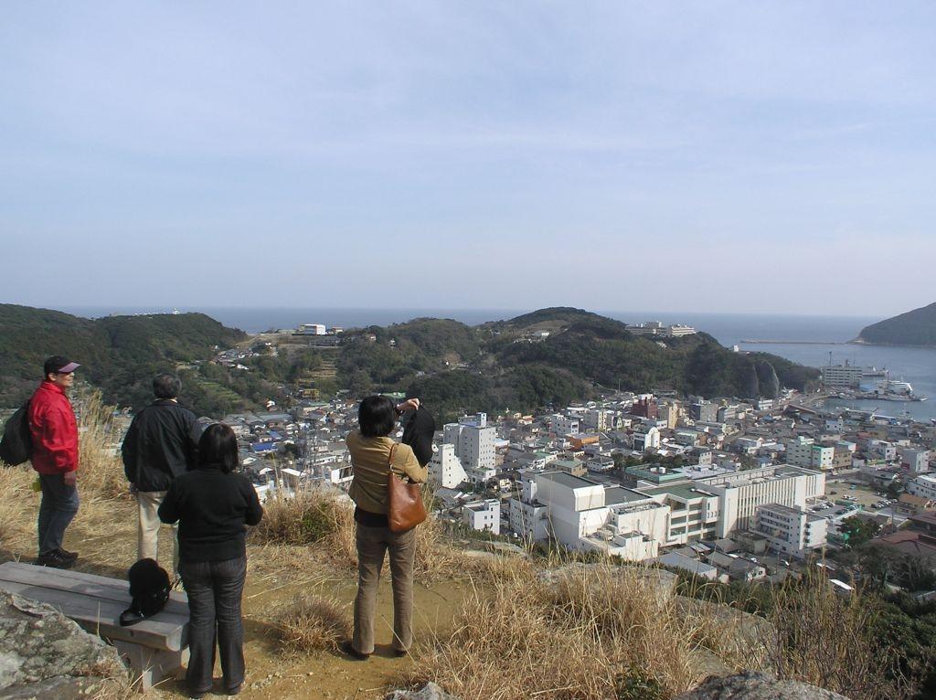 清水山城跡-3