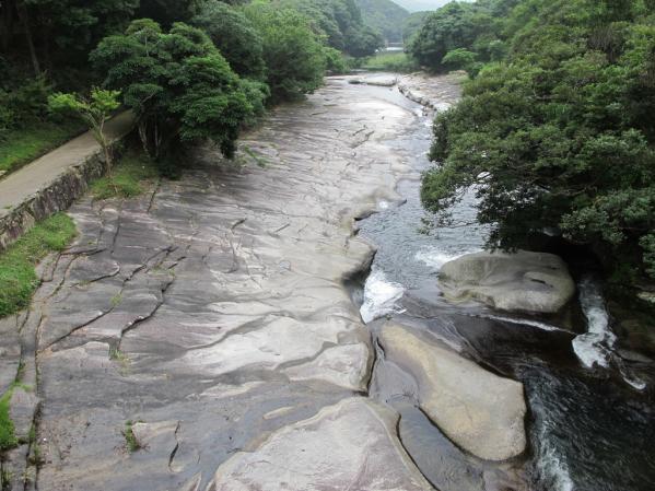 鮎もどし自然公園(キャンプ場)-2