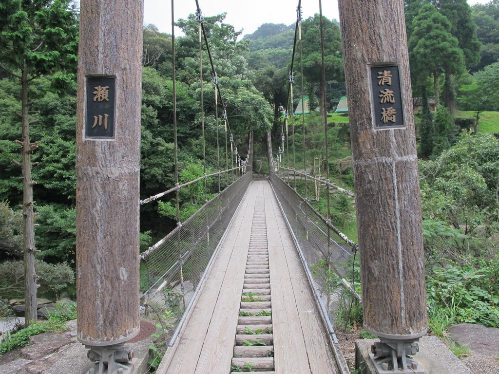 鮎もどし自然公園(キャンプ場)-4