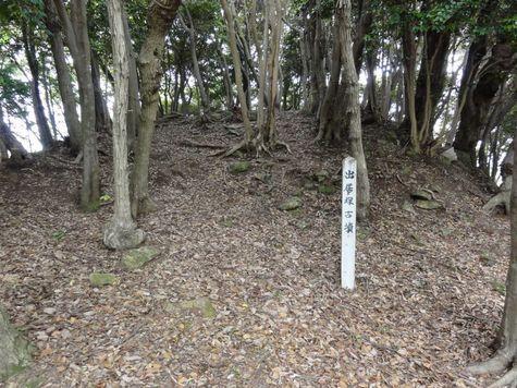 出居塚古墳(鶴の山古墳)-1