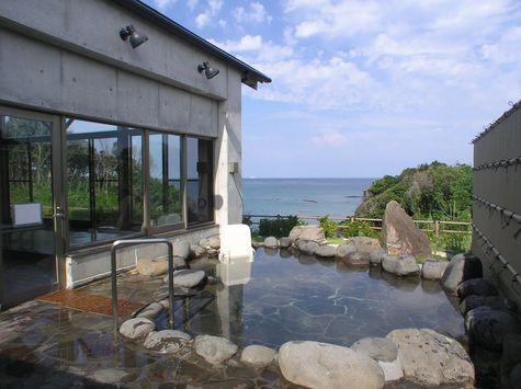 上対馬温泉「渚の湯」-1
