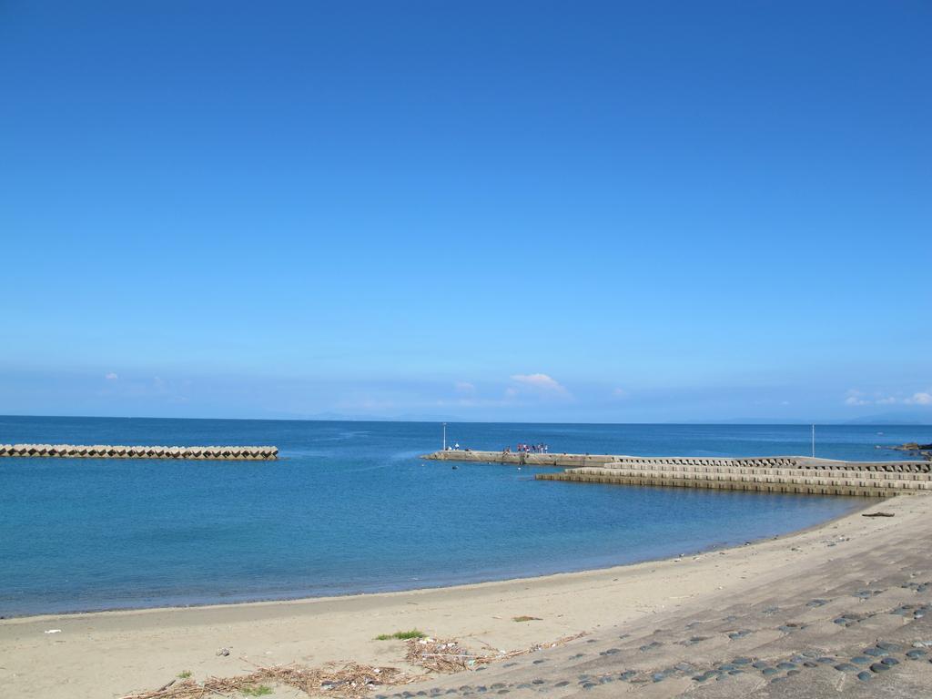 川原海水浴場-1