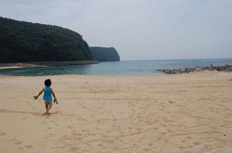美津島町海水浴場-1