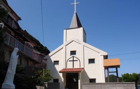 焼崎教会-1