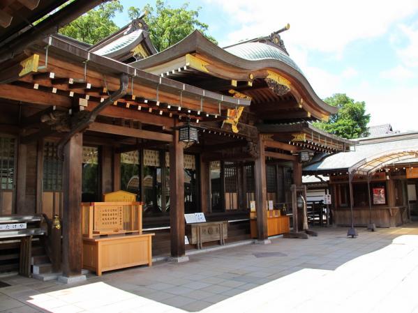Suwa Shrine-1