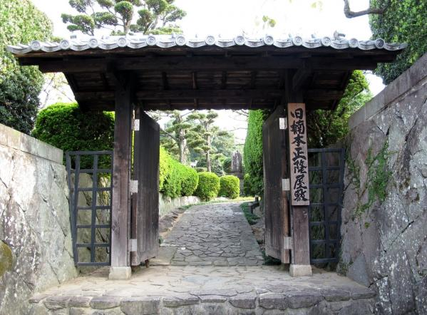 旧楠本正隆屋敷-0