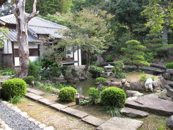 旧楠本正隆屋敷-2