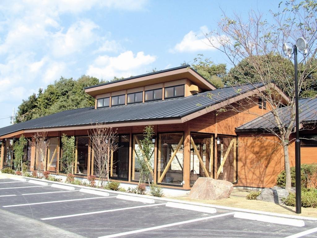 鈴田峠農園 野鳥の森レストラン-1