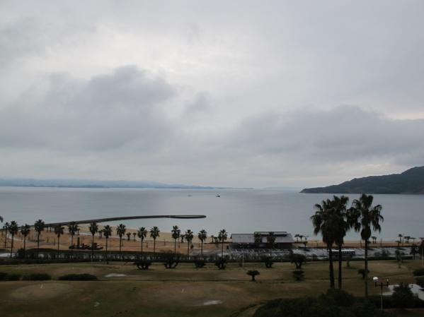 千里ヶ浜海水浴場-2