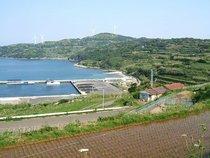 白浜海水浴場(長崎県平戸市大島村)-2