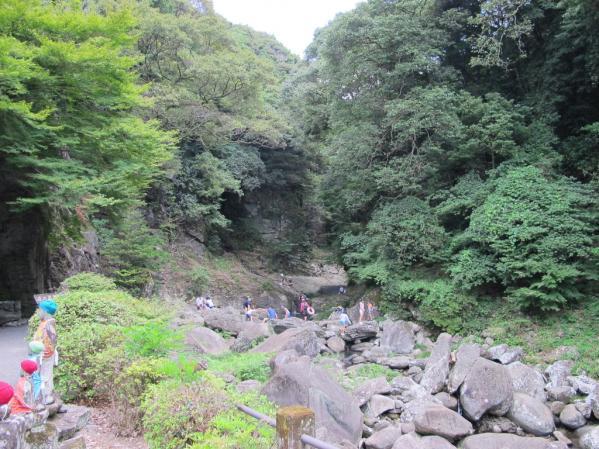 富川渓谷(富川万年の森)-4