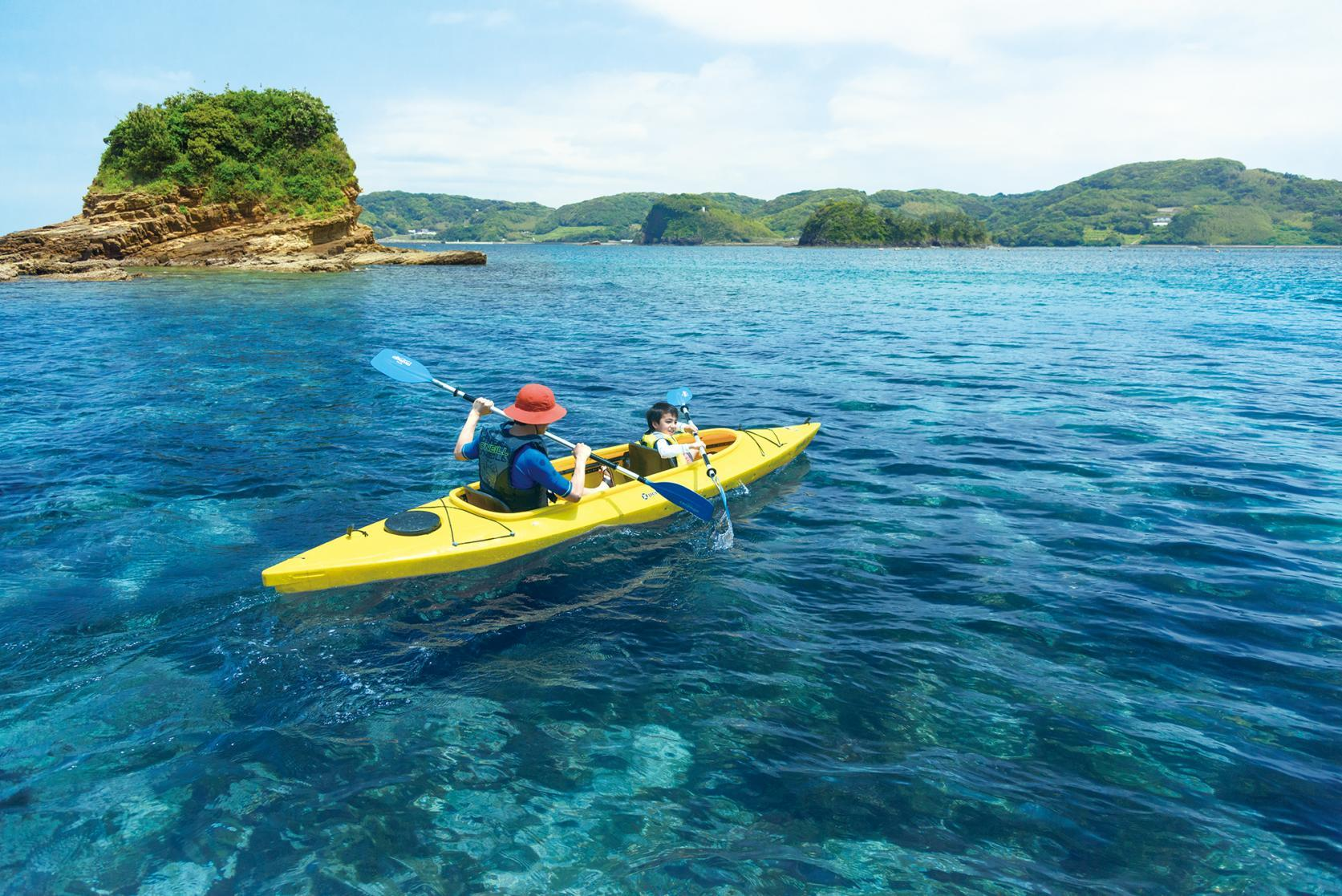 Activities on Iki Island